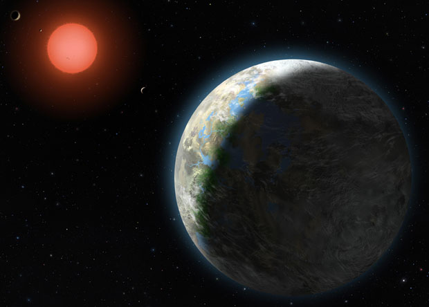 Planets of the Gliese 581 System
