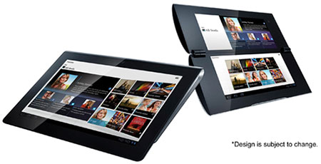 Sony Tablet S1, S2