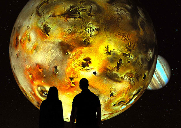 Adler Planetarium's Deep Space Adventure
