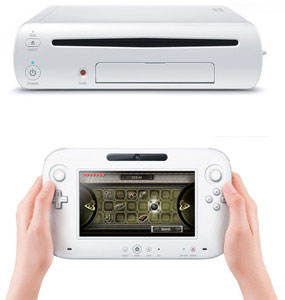 Wii U Console and Controller Prototypes