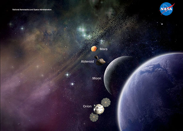 future destinations for space exploration