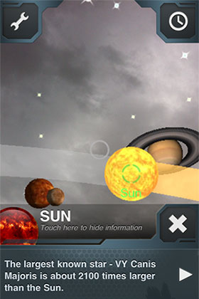 skyview lite app for android