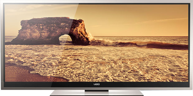 Vizio 21:9 aspect ratio HDTV