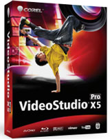 Corel VisualStudio Pro X5