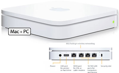 Apple's AirPort Extreme