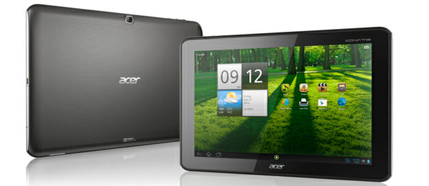 Acer Iconia A700 tablet