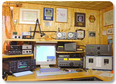 Amateur radio station DJ4PI