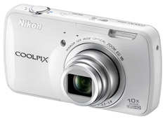The Nikon Coolpix S800c
