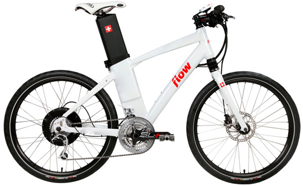 eflow electric bike