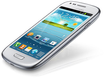 The Galaxy S III mini