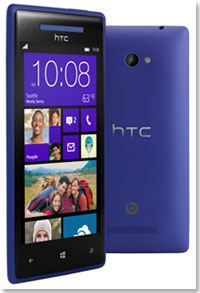 HTC's Windows Phone 8X