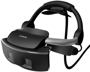 canon mreal headset