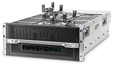 HP Moonshot Server