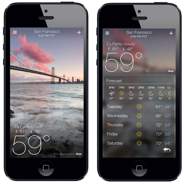 mobile weather