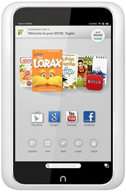 Nook Google Play