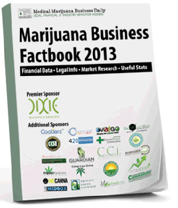 Medical Marijuana Factbook 2013
