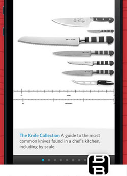 Kitchen Knife Skills app