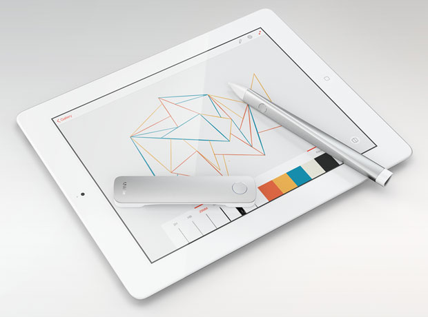 Adobe's Mighty Pen, Napoleon Ruler and Parallel App for the iPad