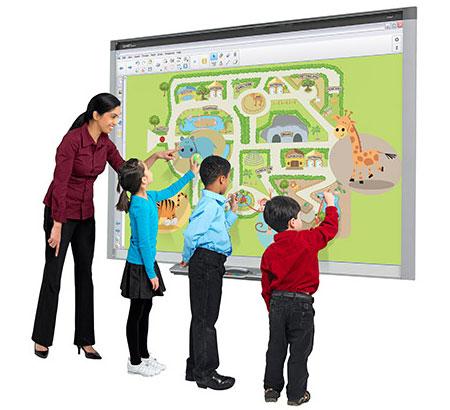 smart board 885