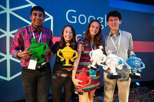 Google Science Fair winners