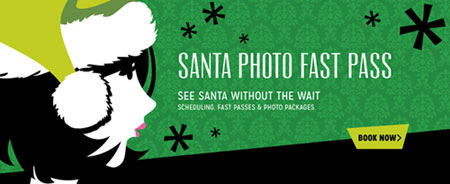 Santa Photo Fast Pass
