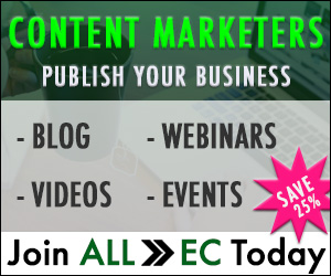 Content Marketing on ALL EC