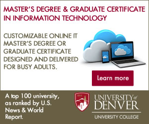 University of Denver ICT Certification