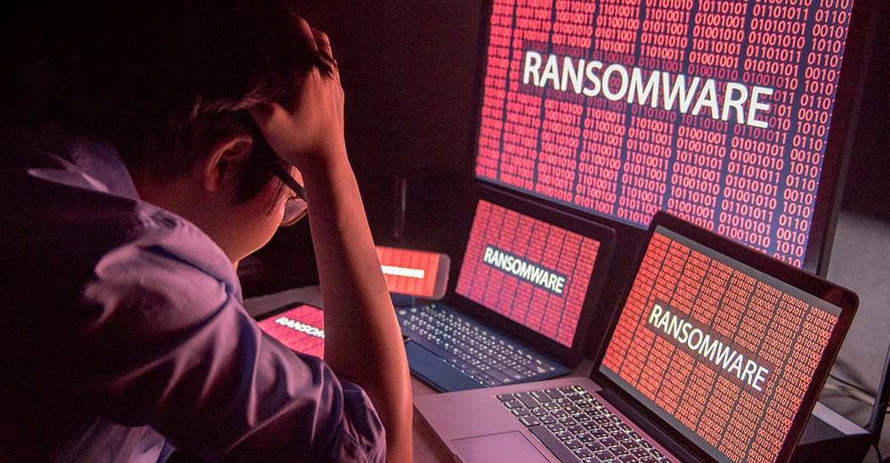 Ransomware Attacks Have Gone Stratospheric: Report