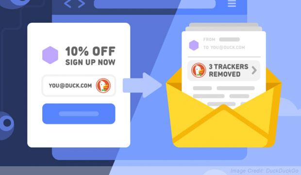 DuckDuckGo Readies Feature To Strip Trackers From Email