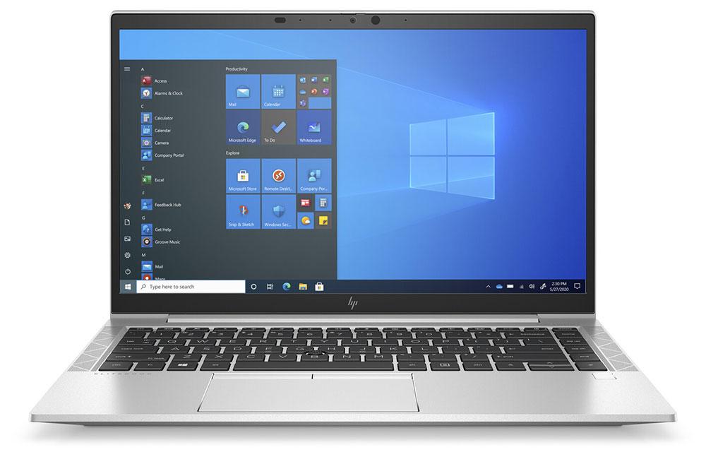 HP EliteBook 840 Aero G8 Notebook PC front view