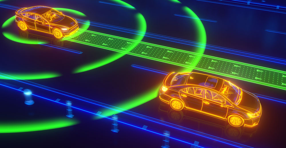 autonomous vehicles self-driving cars