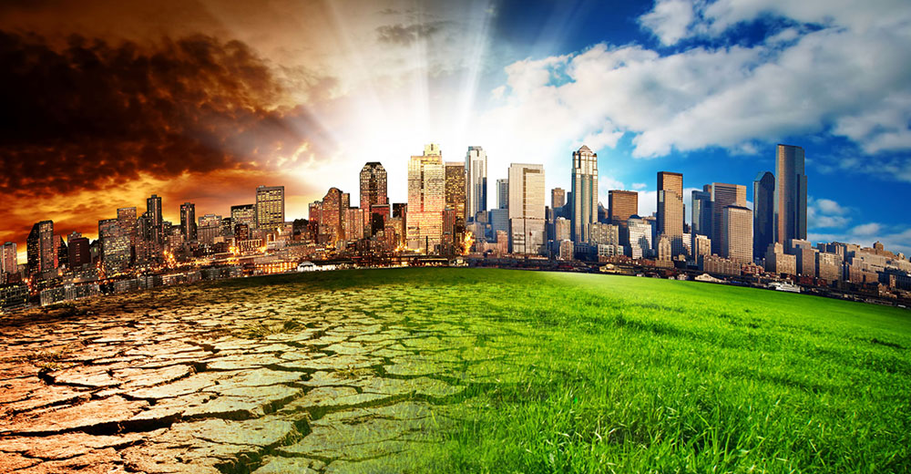 Tech Weapons We Need To Combat Global Warming