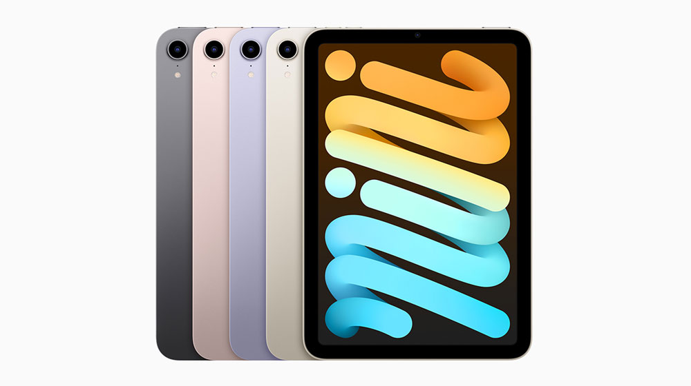 iPad mini color options
