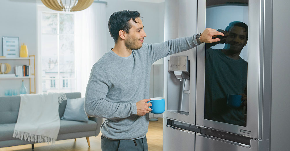 Amazon Super Smart Fridge Is Reportedly in the Works