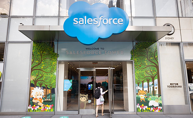 Salesforce Is No Longer Just a CRM Company